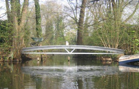 Brücke über die Nieperkuhlen Krefeld