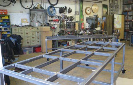 Große Tische für Gewerbekunden